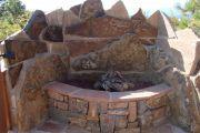 Oudoor Living - custom fireplace