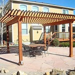 colorado springs pergola